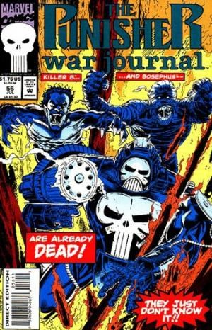 Punisher War Journal, The #56
