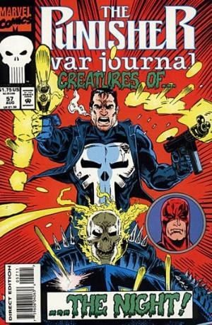 Punisher War Journal, The #57
