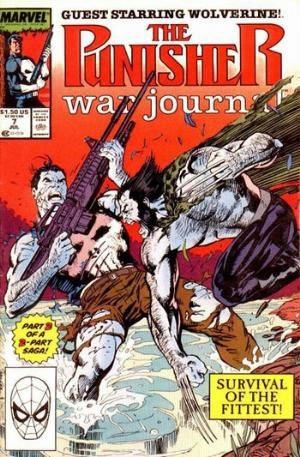 Punisher War Journal, The #7
