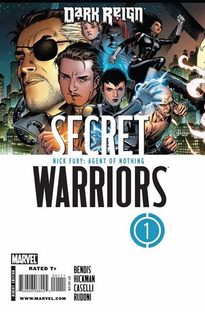 Secret Warriors (2009-11)