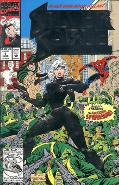 Silver Sable and the W (1992-95)