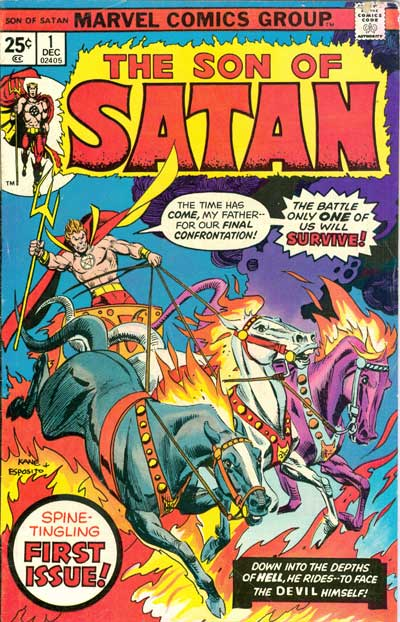 Son of Satan, The (1975-77)