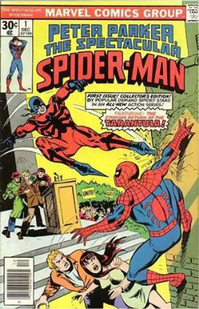 Spectacular Spider-Man (1976-98)