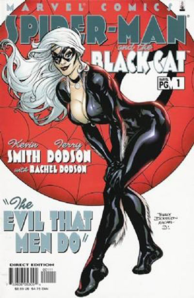 Spider-Man / Black Cat (2002-06)