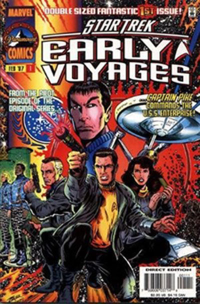 Star Trek: Early Voyag (1996-98)