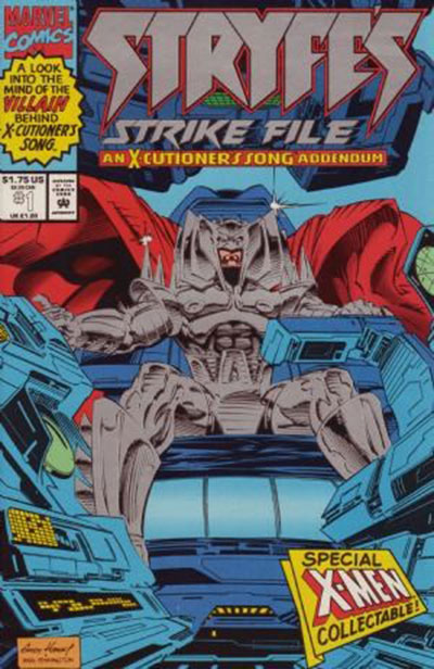 Stryfe's Strike File (1993)