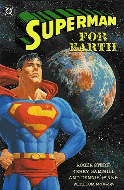 Superman for Earth (1994)