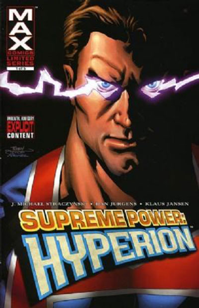 Supreme Power: Hyperion (2005)