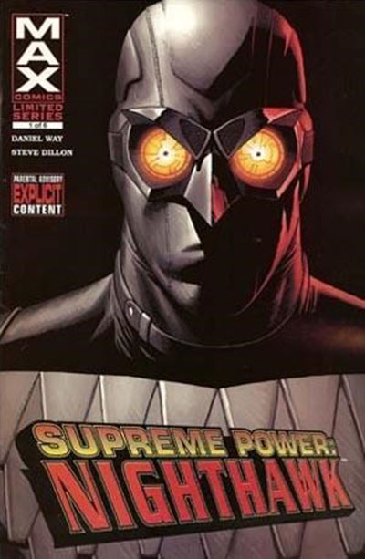 Supreme Power: Nightha (2005-06)