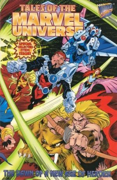 Tales of the Marvel Unive (1997)