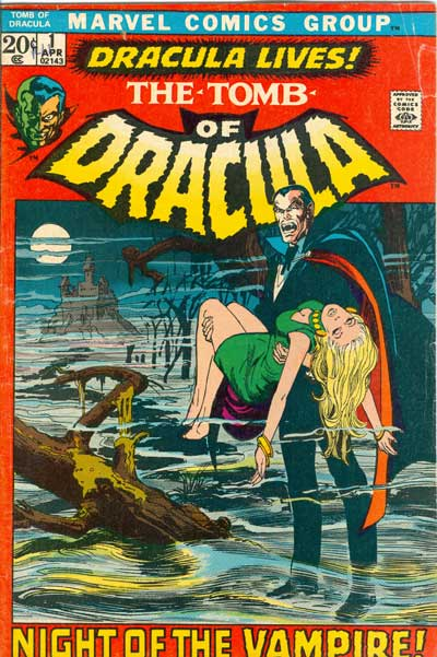 Tomb of Dracula, The #1