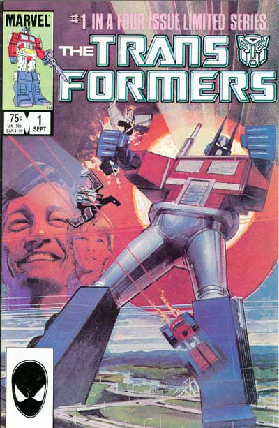 Transformers (1984-91)