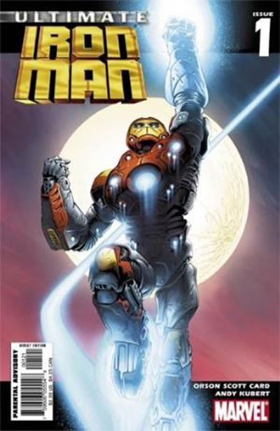 Ultimate Iron Man #1