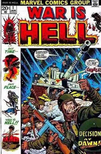 War is Hell (1973-75)