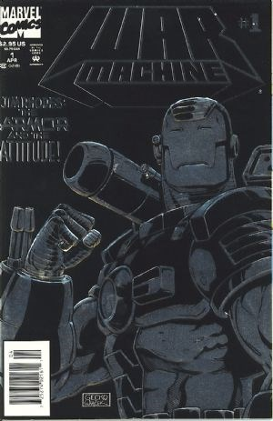 War Machine (1994-96)