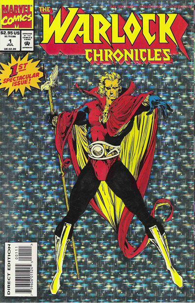 Warlock Chronicles (1993-94)