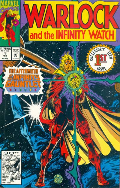 Warlock and the Infini (1992-95)