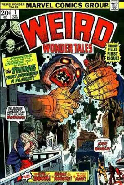 Weird Wonderful Tales (1973-74)