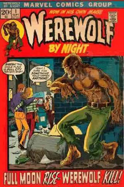 Werewolf by Night (1972-77)