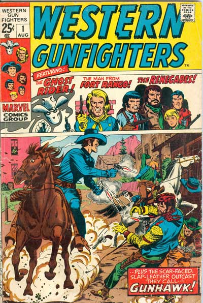 Western Gunfighters (1970-75)