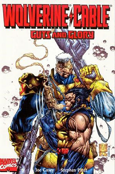Wolverine / Cable: Guts a (1999)