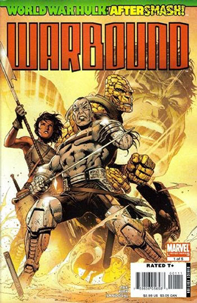World War Hulk Aftersmash (2008)