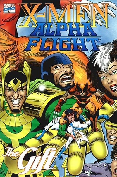 X-Men / Alpha Flight: The Gift
