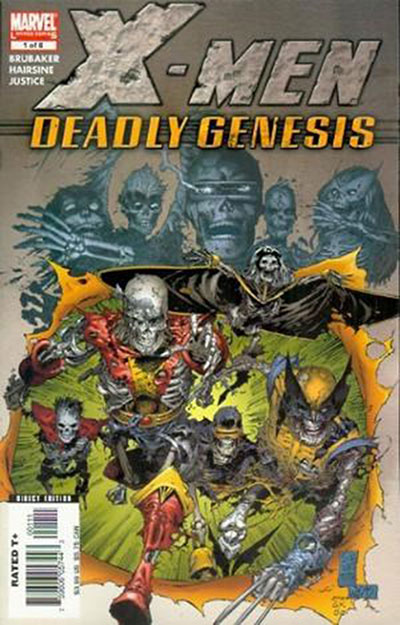 X-Men: Deadly Genesis #1