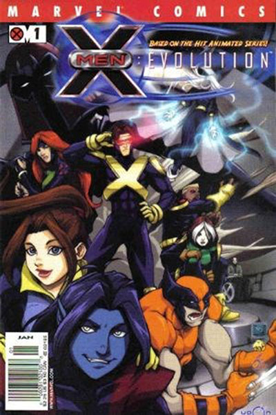 X-Men Evolution #1