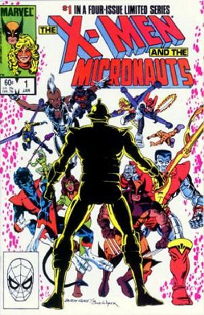 X-Men and the Micronauts, The #1