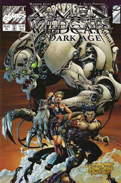 X-Men / WildC.A.T.S.: The Dark Age #1