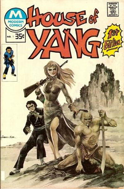 House of Yang #1
