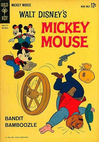 Mickey Mouse (1962-84)