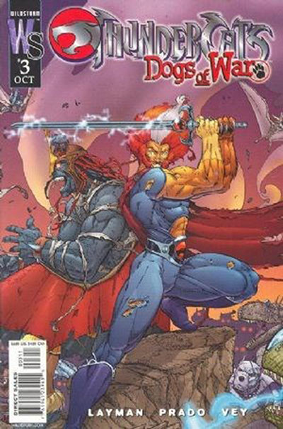 Thundercats: Dogs of War #3