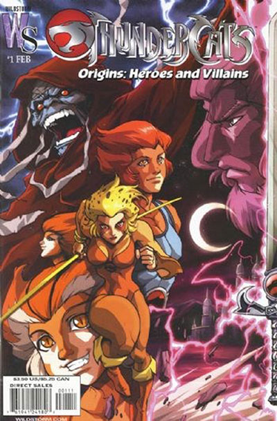 Thundercats Origins (Complete Series)