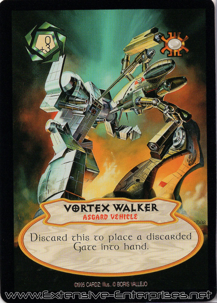 Vortex Walker