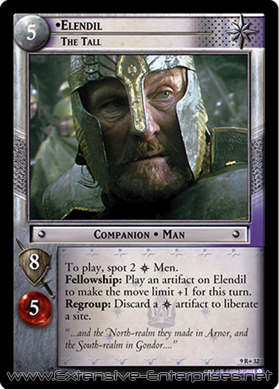Elendil, The Tall