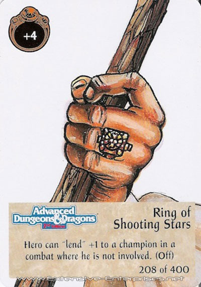 Ring of Shooting Stars