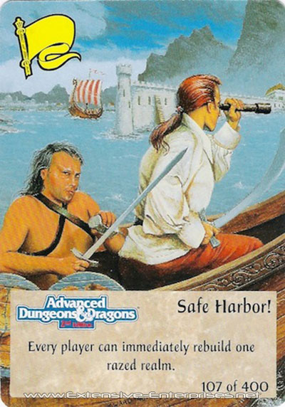 Safe Harbor!