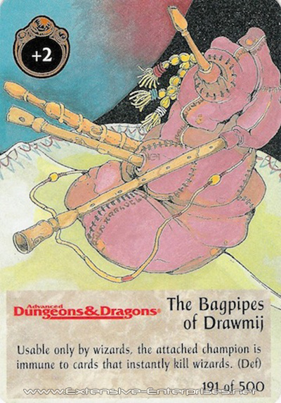 Bagpipes of Drawmij, The