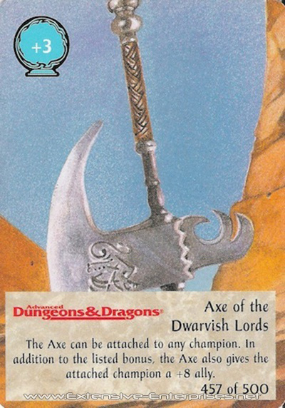 Axe of Dwarvish Lords