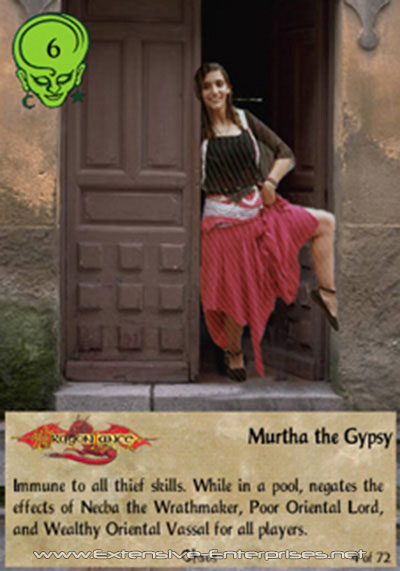 Murtha the Gypsy