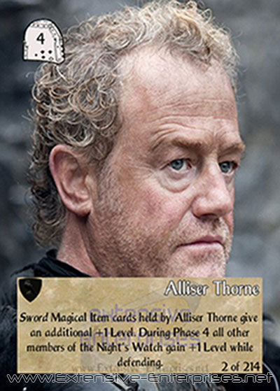 Alliser Thorne