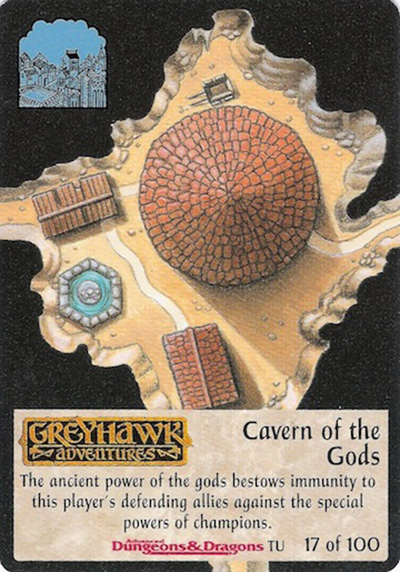 Cavern of the Gods