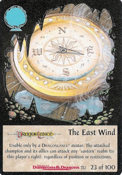 East Wind, The