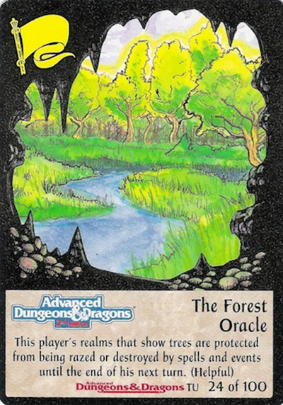 Forest Oracle, The