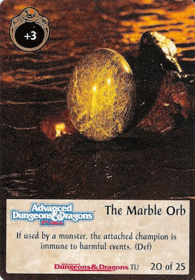 Marble Orb, The