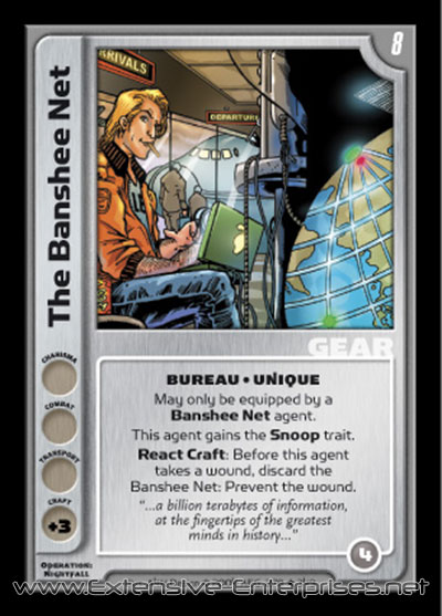 Banshee Net, The