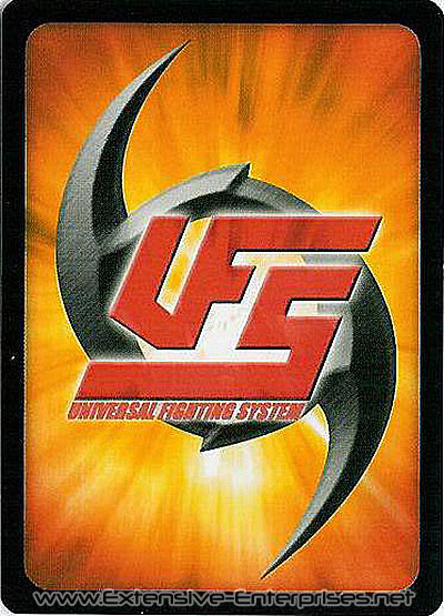 Ultimate Fighting System, UFS