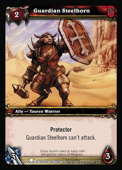 Guardian Steelhorn